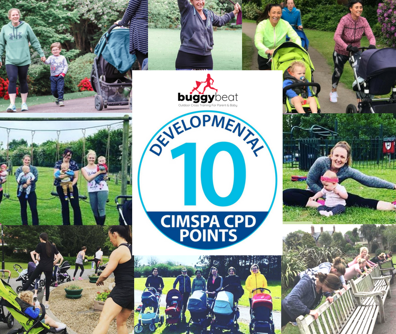 Great News For Fitpros Buggy Beat Now Carries 10 CIMSPA CPD Points