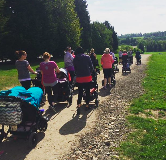 Buggy Beat Parent and Baby Outdoor Cross Training Classes Launch in The UK