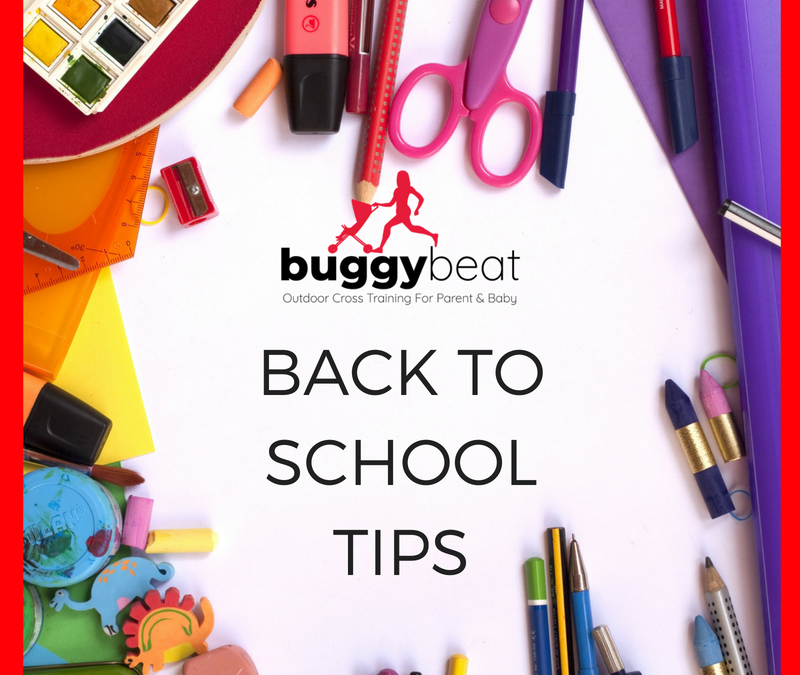 Back to school tips from Buggy Beat