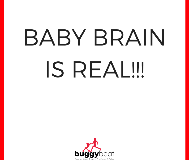 Baby Brain is REAL