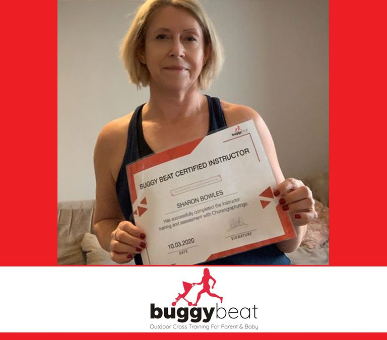 Introducing new Buggy Beat Instructor Sharon in Shepton Malllet