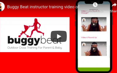 See what the Buggy Beat training dashboard looks like