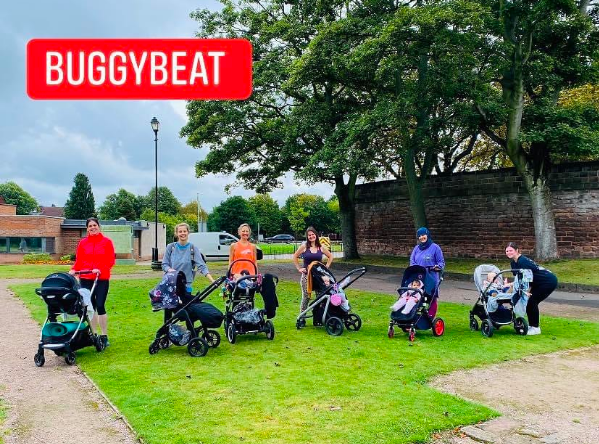 Buggy Beat Start of September Snippets